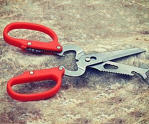 12-In-1 Multi-Tool Scissors