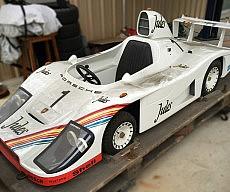 Porsche 936 Replica Go-Kart