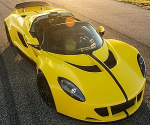 1451 Horsepower Hennessey Venom GT