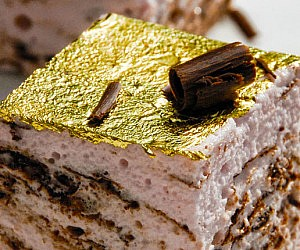 24K Gold Champagne Marshmallows