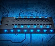 28 Port USB Hub