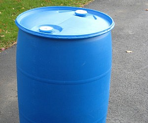 55 Gallon Drum Of Lube