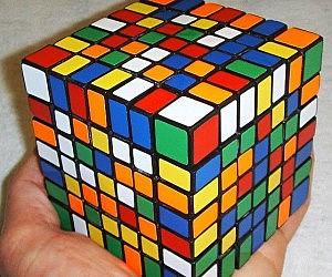 7x7x7 Rubik's Cube