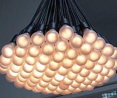 85 Lamps Chandelier