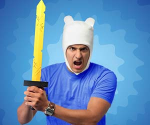 Adventure Time Costume