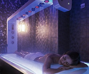 Water Therapy Spa Bed