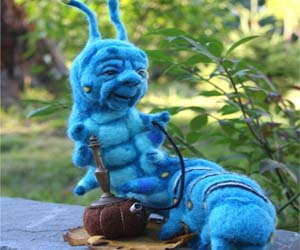 Alice In Wonderland Caterpillar