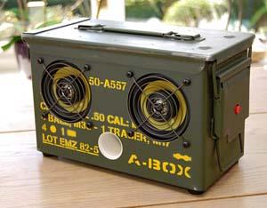 ammo-speaker-box