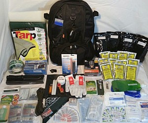 Apocalypse Survival Bug Out Bag