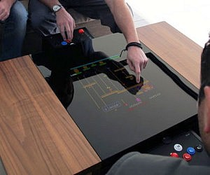 Arcade Machine Table