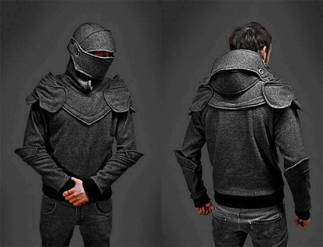 Modern Ninja Hoodie | www.imgkid.com - The Image Kid Has It!
