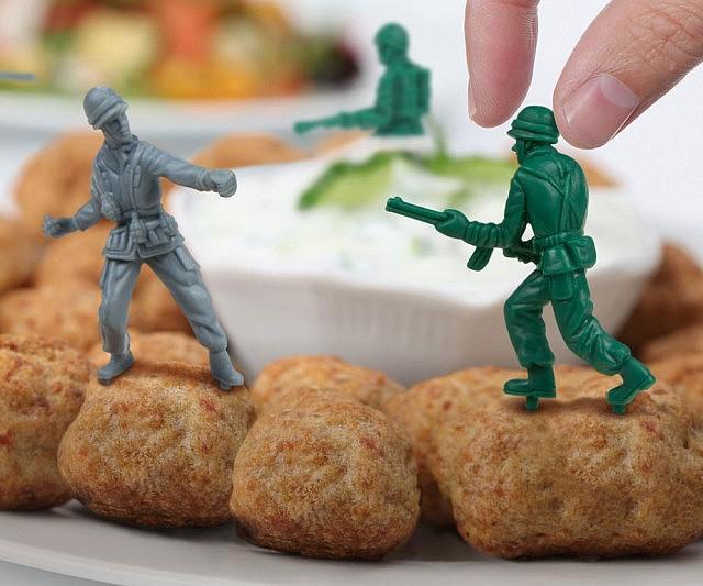 Army Men Food Picks