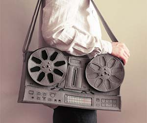Audio Reel To Reel Bag