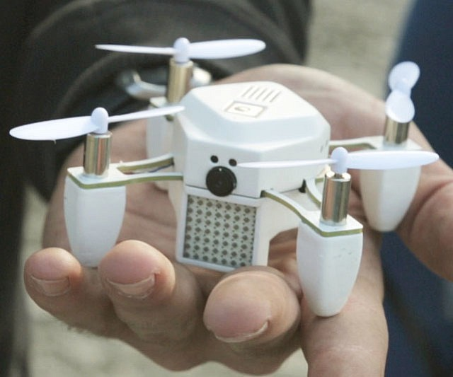 Auto Following Nano Camera Drone