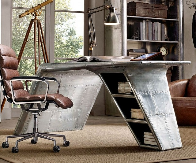 The Aviator Desk