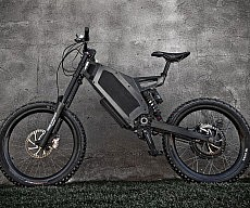 Stealth Electric Bike