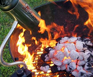 Barbecue Fire Starter