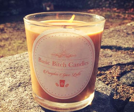 Basic Bitch Candles