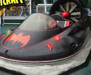 Batman Hovercraft