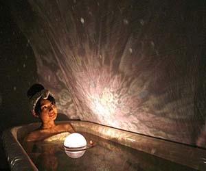 Bathtub Planetarium Light