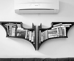Batman Bookshelf