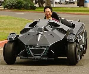 Batmobile Go-Kart
