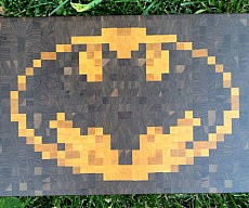 Batman Cutting Board