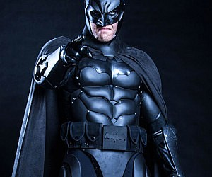 Batman Full Armor Set