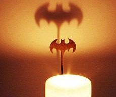 Batman Bat Signal Shadow Caster