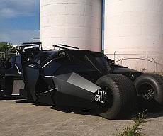Street Legal Batman Tumbler