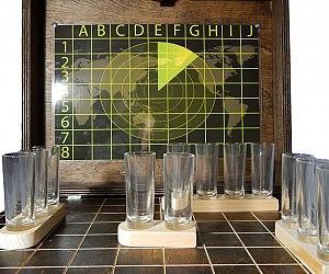 Battle Shots Drinking Game