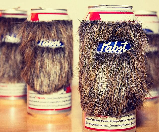 Beard Drink Koozie