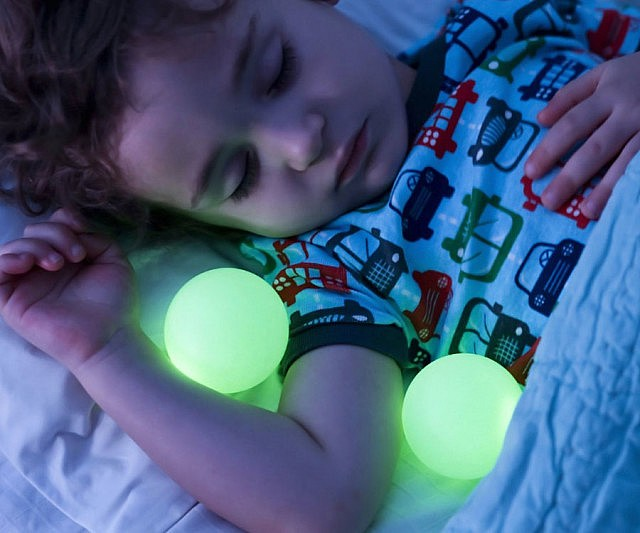 Portable Nightlight Globes