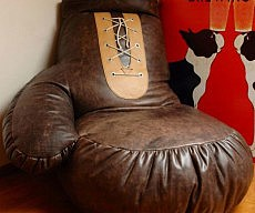 Boxing Glove Bean Bag Chair