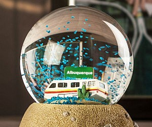 Breaking Bad Meth Snow Globe
