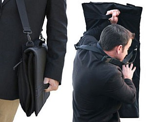 Bulletproof Messenger Bag
