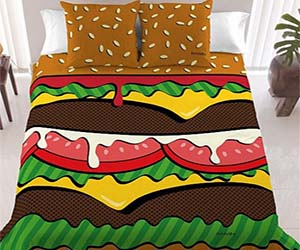 burger-bedset
