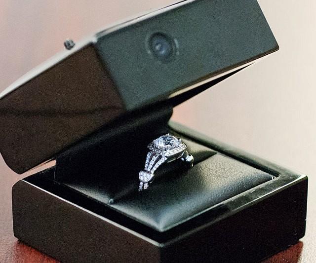 Wedding Rings In A Box - Image Of Wedding Ring Enta-Web.Org
