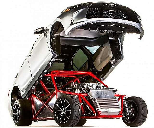 850 HP Toyota Sleeper Camry