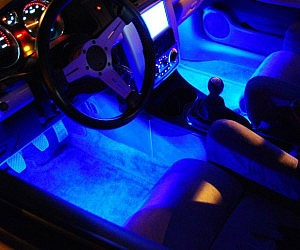 Car Interior Lighting Kit
