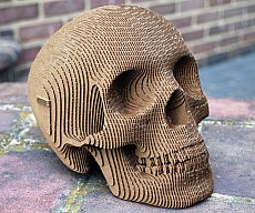 cardboard-paper-skull