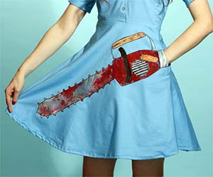 Chainsaw Dress