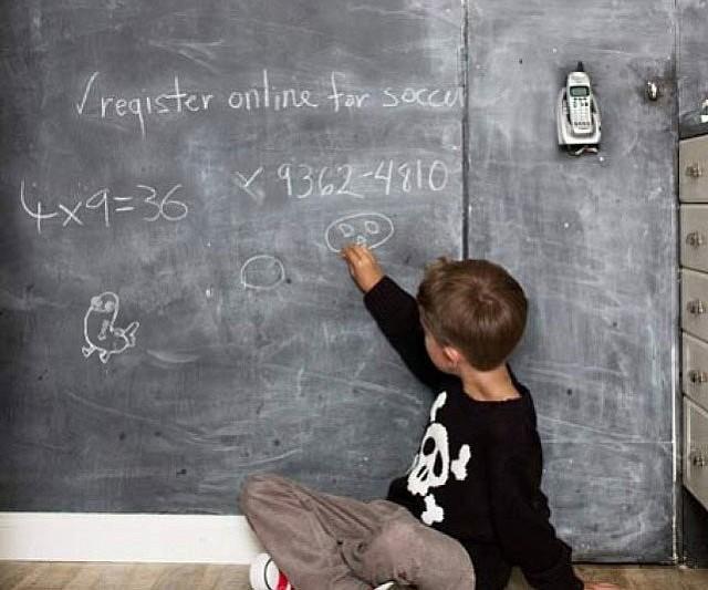 chalkboard-wall-paint