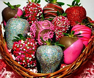 Belgian Chocolate Covered Strawberries