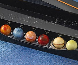 Chocolate Planets