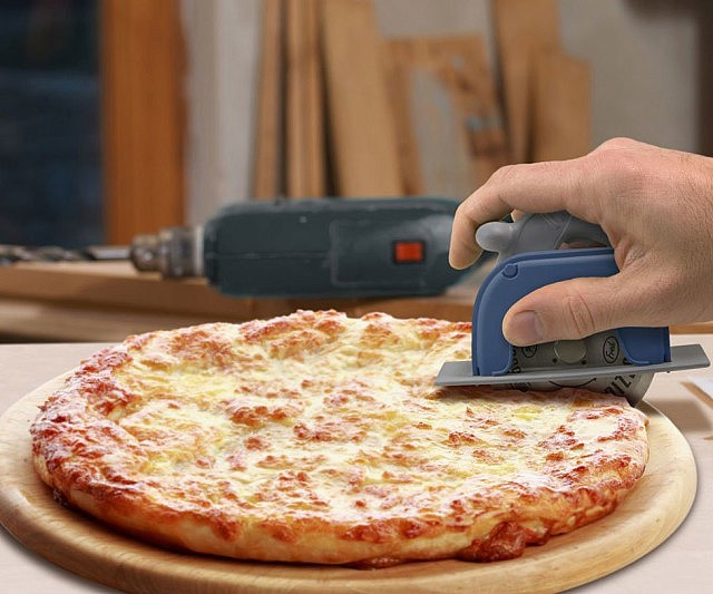 The Circular Pizza Saw
