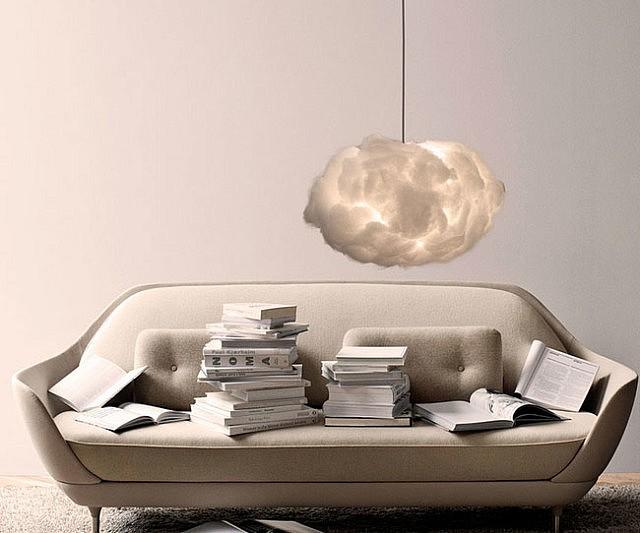 Cloud Lampshade