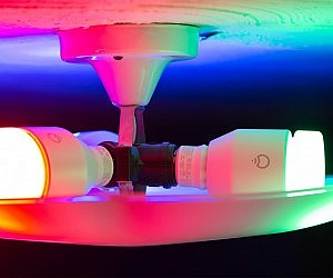 Dimmable WiFi Color Changing Bulbs