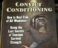 Convict Conditioning Workout Book