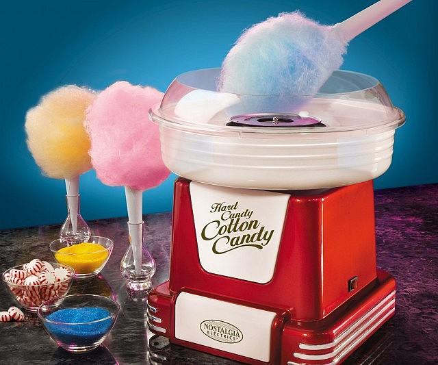 Mini Cotton Candy Machine